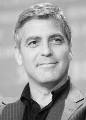 George Clooney famous American actor, director
